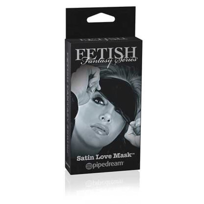 Satin Love Mask Packaging