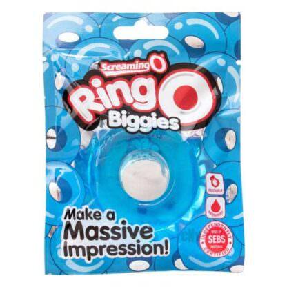 RingO Biggies Thick Erection Enhancer Ring Packaging
